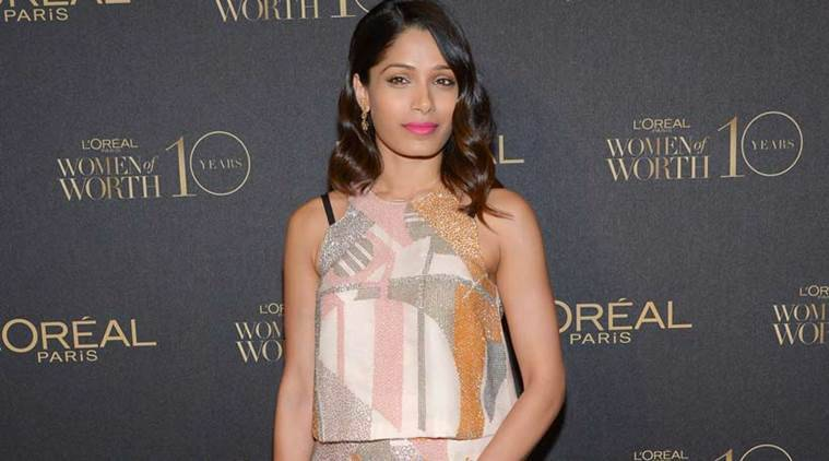 Freida Pinto, Freida Pinto films, Freida Pinto upcoming films, Freida Pinto news, entertainment news