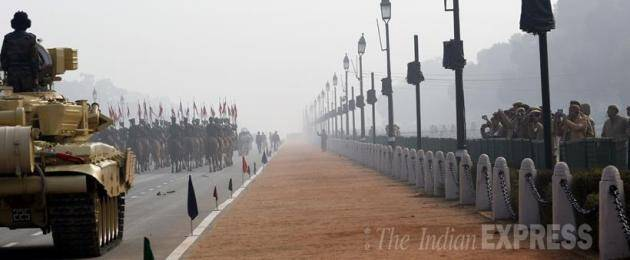 Republic Day Parade, Republic Day Celebration, French Troops, french soldiers, Republic Day Parade rehearsal, French President Francois Hollande, Republic Day Parade pics, Republic Day Parade Photos