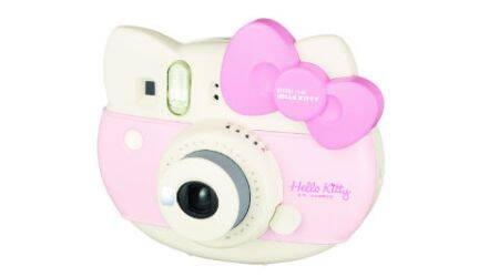 Fujifilm launches 'instax mini HELLO KITTY' instant camera for Rs 8,999