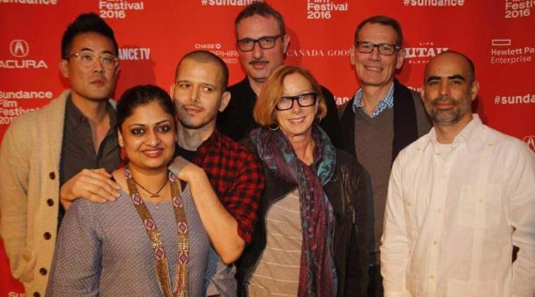 Geetu Mohandas, Global Filmmaking award at Sundance, Sundance Film Festival 2016, Geetu Mohandas news, Geetu Mohandas films, entertainment news