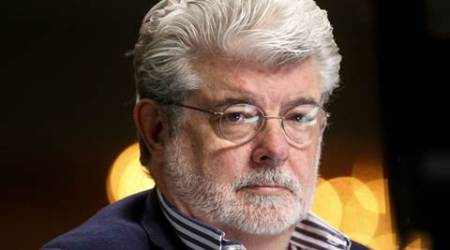 George Lucas apologises for 'white slavers' remark about Disney