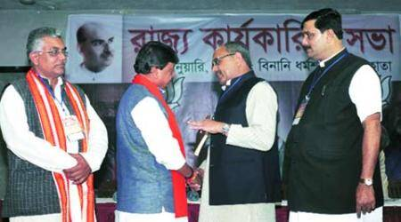 Opposition slams Bengal Global Business Summit as'drama'