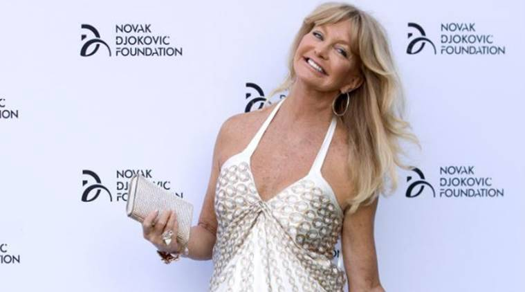 Goldie Hawn, Amy Schumer, actress Goldie Hawn, comedy film, going to be a blast, going to be a blast movie, goldie hawn movies, entertainment news