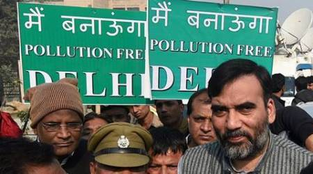 CNG stickers to be available at only one outlet: Gopal Rai