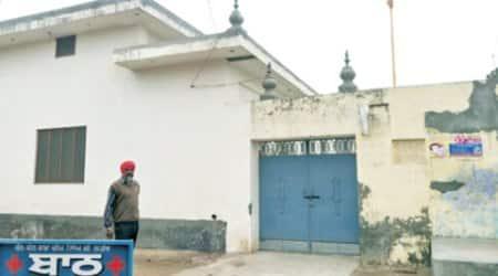 Gurdwara, desecration gurdwara, bath village gurdwara, chandigarh news
