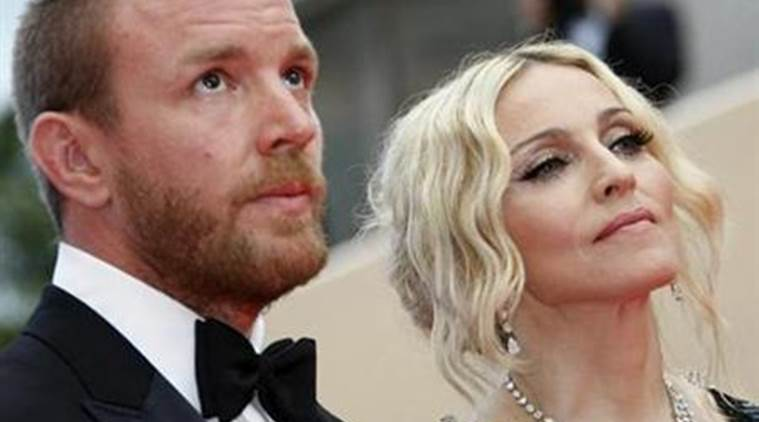 Madonna, singer Madonna, Madonna husband, Madonna husband Guy Ritchie, Guy Ritchie, emtertainment news