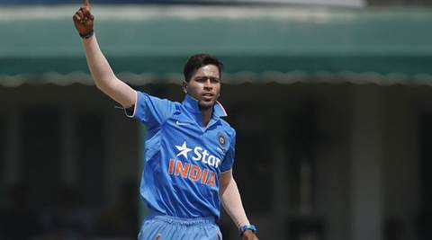 Ind vs Aus, T20I: Hardik Pandya reprimanded for aggressively  celebrating Chris Lynn's wicket