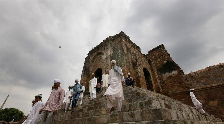 Call of the djinns: The Ferozeshah Kotla is believed to be home to polyglot djinns. (Photo: Ravi Kanojia/ Indian Express).