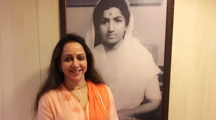 Hema Malini, Hema Malinibhajans, Hema Malini news, Hema Malinialbum of bhajans, Hema Malini films, entertainment news