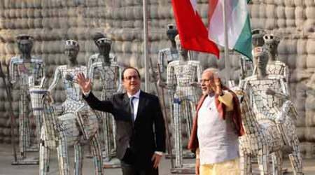 India-France bilateral talks: Counter-terrorism, space, energy on thetable