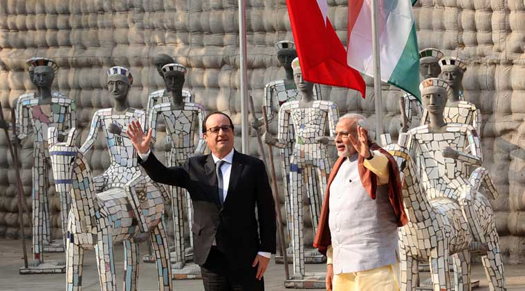 hollande, modi, narendra modi, francois hollande, modi news, hollande news, hollande in india, india news