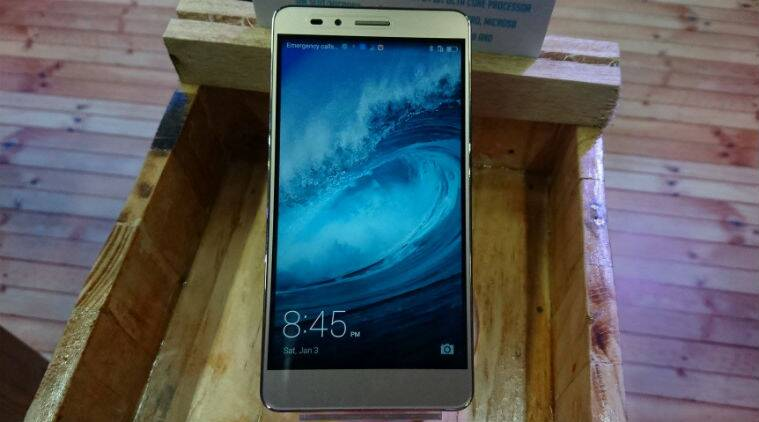 Huawei Honor 5X comes with 5.5-inch Full HD display and comes with 2GB RAM
