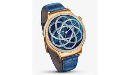 Huawei, CES 2016, Huawei Jewel smartwatch, Huawei Jewel features, Swarovski, Huawei Elegant, Huawei Elegant features, ces las vegas 2016, ces live updates, ces 2016 live updates, CES news, technology, technology news