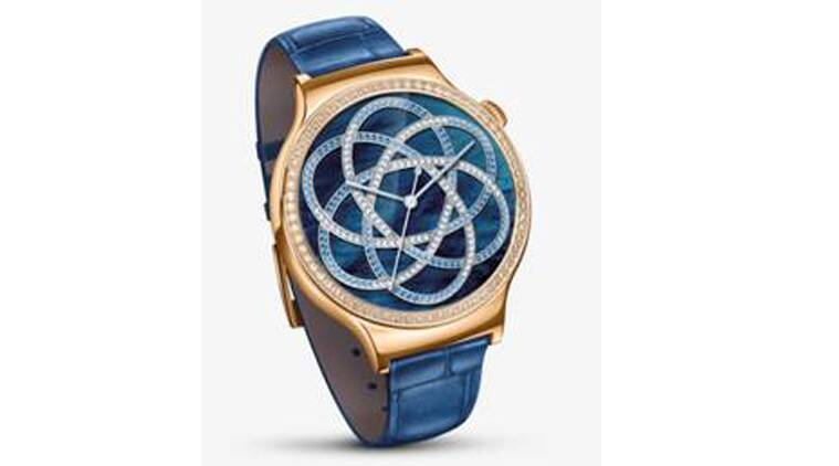 CES 2016: Huawei launches Jewel and Elegant smartwatches ...