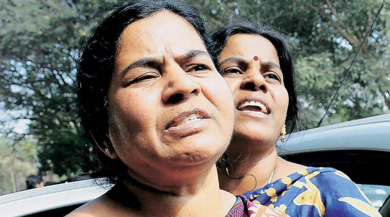 Mother of Rohith Vemula