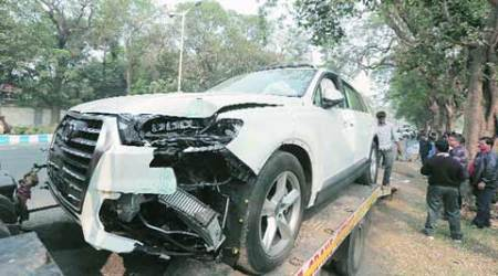 Speeding Audi kills IAF officer leading R-Day rehearsal in Kolkata