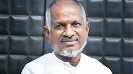 Nishagandhi Puraskaram award presented toIlayaraja