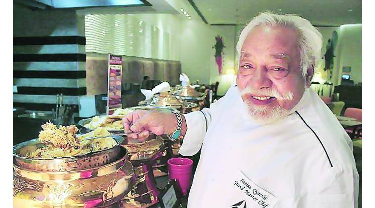 Imtiaz Qureshi, Padma Shri Imtiaz Qureshi, chef Imtiaz Qureshi, culinary journey, talk