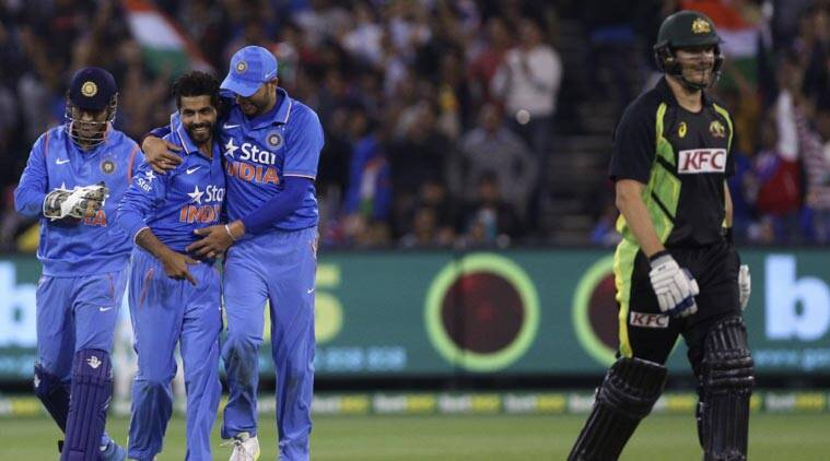 Ind vs Aus, Aus vs Ind, Ind Aus 2nd T20I, india vs australia, jadeja, ravindra jadeja catch, jadeja catch, ind vs aus, india cricket, india cricket match, india cricket score, aus vs ind, australia cricket, virat kohli, kohli, india kohli, cricket score, cricket news, cricket