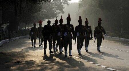 Security beefed up in and around Kolkata for RepublicDay