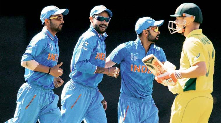 India will look to avenge their World Cup semi-final loss at the hands of Australia at the Sydney Cricket Ground in March last year. (File Photo)