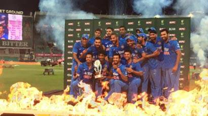 Ind vs Aus, 3rd T20I: India complete whitewash after SCG win