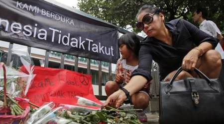 Jakarta bombings: 3rd civilian dies of wounds, death toll rises to8