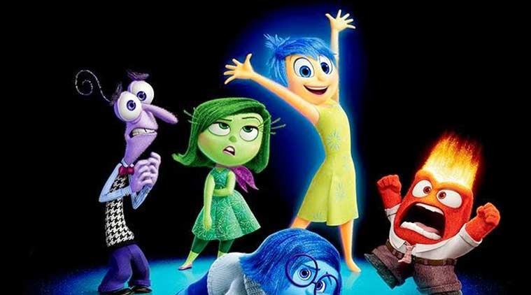 Inside Out, Golden Globes, Golden Globe 2016, Animate movie Golden Globes