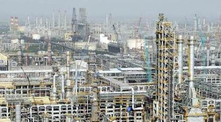 gujarat, gujarat ioc refinery, indian oil corporation refinery gujarat, indian oil corporation gujarat, gujarat land, vadodara land refinery, vadodara refinery, vadodara news, gujarat news