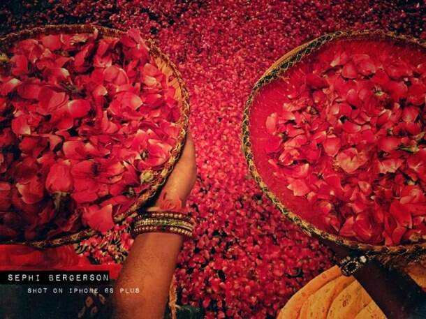 This photographer shot stunning Indian wedding pictures entirely on an iPhone