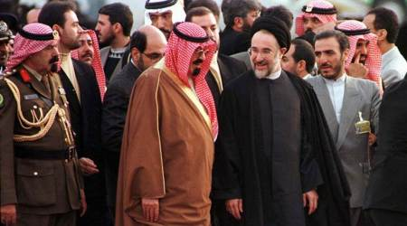The powerful heir to the oil-rich kingdom is expected to arrive in Pakistan this week, but the exact date of his arrival has not been disclosed due to security reasons. (AP Photo/File)