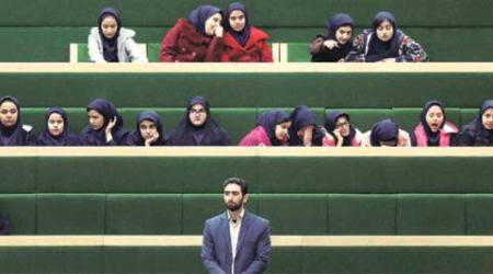 Normalising Iran