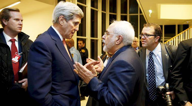 iran, USA, iran nuclear sanction, iran sanction lifted, iran US prisoner swap, john kerry, Javad Zarif, iran news, USA news, world news, latest news