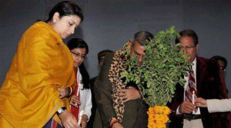 Higher education course material to be available in free app soon:Irani