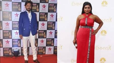Irrfan Khan is Mindy Kaling's 'favourite actor'