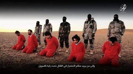 Islamic State threatens Britain in new executionsvideo