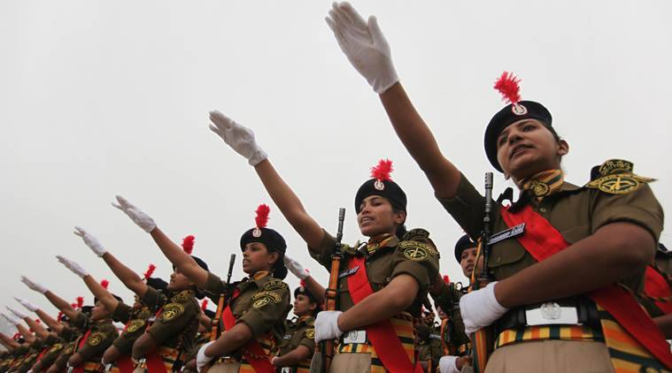 ITBP, Indo-Tibetan Border Police, women ITBP personnel, women personnel on China border, India news, latest news, Indian express