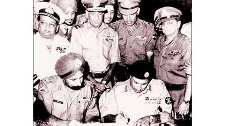 How Jack Jacob negotiated Pak's surrender