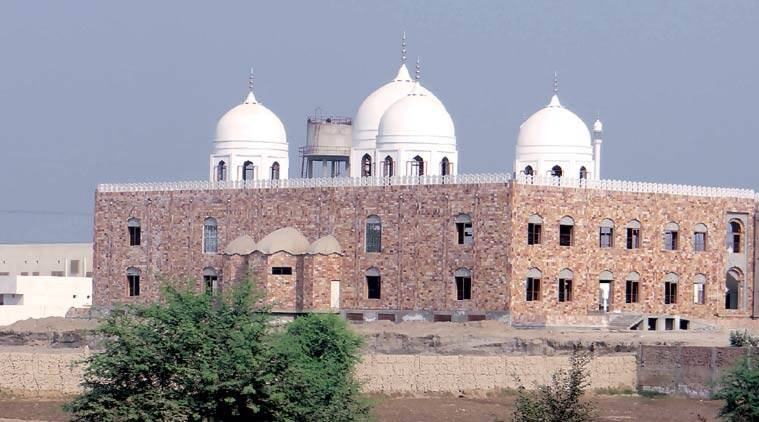 The Jaish's new Usman-o-Ali seminary in Bahawalpur.