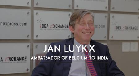Jan Luykx Speaks On Radicalisation, Idea Of Europe Under Threat & India EU FTA