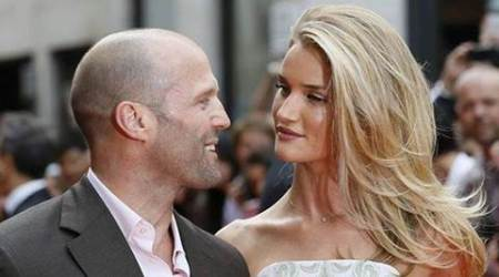 Jason Statham gushes about fiance Rosie Huntington-Whitely