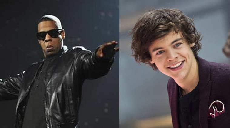 Jay Z, Harry Styles