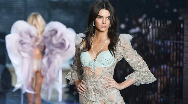 Kendall Jenner's been hailed as one of the latest and hottest supermodels by Vogue. (Photo: AP)