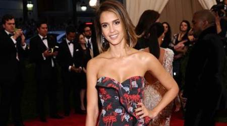 I like myself more at 35: Jessica Alba