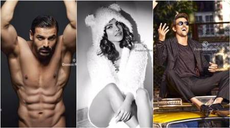 John, Priyanka, Hrithik : Celebrities who rocked the Dabboo Ratnani calendar