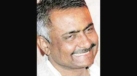 Sidelined by BJP, Sanjay Joshi to be chief guest at RSS event