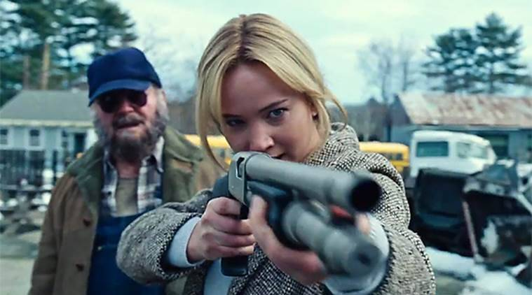 Joy, Joy movie review, Joy, Jennifer Lawrence, David O Russell, Jennifer Lawrence Joy, Joy review, Joy movie review, Joy review Jennifer Lawrence, entertainment news, Robert de Niro, Bradley Cooper, Virginia Madsen, Diane Ladd, Edgar Ramirez, Isabella Rossellini