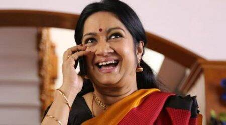 Malayalam actress Kalpana passes away in Hyderabad