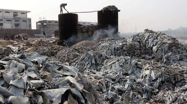 pollution, air pollution, kanpur, kanpur pollution, kanpur tannery pollution, kanpur tannery ganga pollution, most polluted cities in india, india news, kanpur industraial pollution, kanpur news, up news, latest news