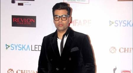 Karan Johar, An unsuitable Boy, Jaipur Literature Festival, An unsuitable Boy karan johar, Karan Johar films, Karan Johar upcoming film, Karan Johar news, Karan Johar childhood, Karan Johar age, entertainment news
